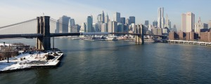 Downtown desde Manhattan Bridge