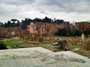 Ruinas de Roma