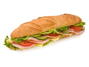 Sandwiches y Bocadillos