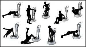 entrenamiento con plataformas vibratorias