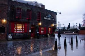 El pub más antiguo de Londres