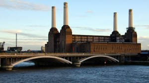 Battersea Power Station - Navidad en Londres