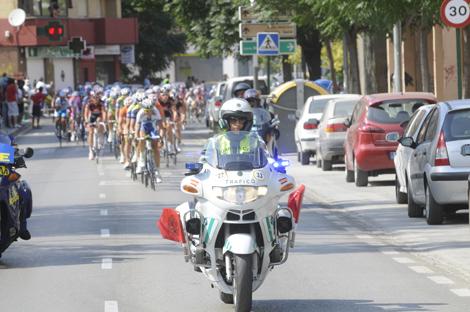 ley de tráfico para ciclistas