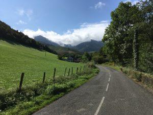 Camino del Col de Issarbe - Larra Larrau 2016